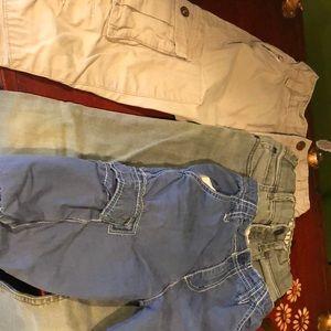 Boys pants bundle Gap, Gymboree, Bowden, size 6-7